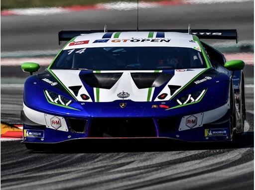 Lamborghini GT Open Barcelona - Emil Frey Racing - Siedler -Greiner