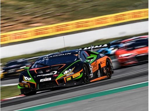 Lamborghini FFF Racing - Blancpain GT Series (1)