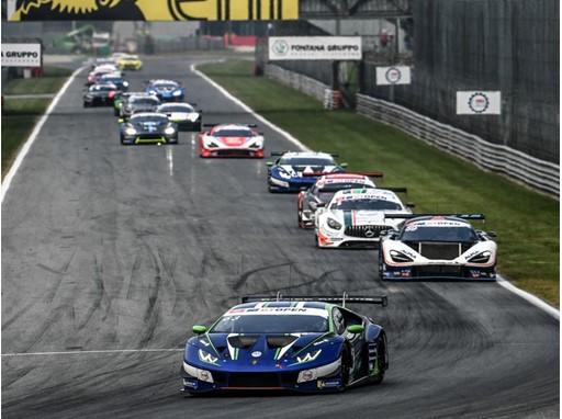 Lamborghini GT Open - Albert Costa, Giacomo Altoé - Emil Frey Team