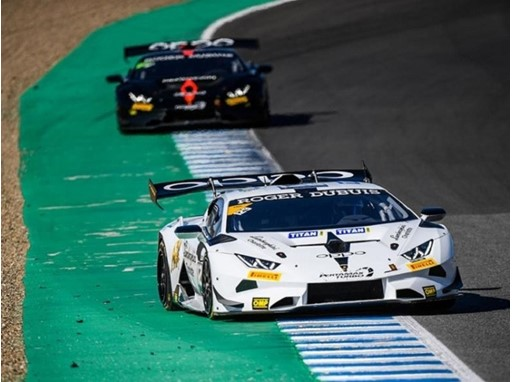 Lamborghini Super Trofeo North America series