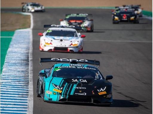 Lamborghini Super Trofeo North America Day 2 World Final Recap