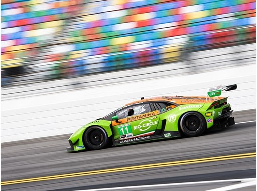 Lamborghini GT3 Daytona - Grasser Racing Team