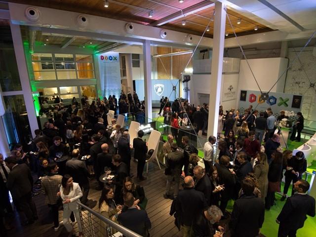 Lamborghini Media Center : Milano Design Week, from 9 to 14