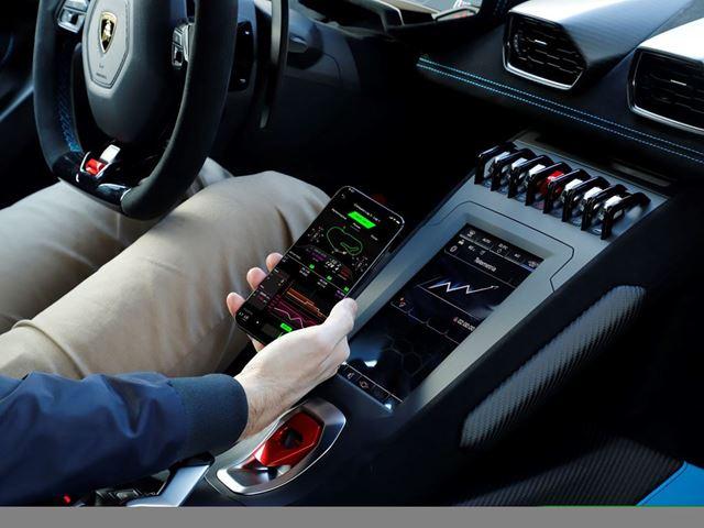 05. Lamborghini - Connected Telemetry
