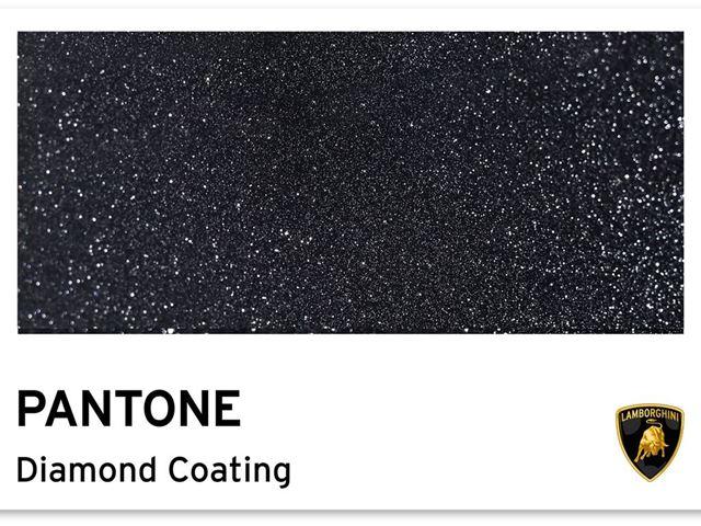 02. Lamborghini - Pantone Diamond Coating