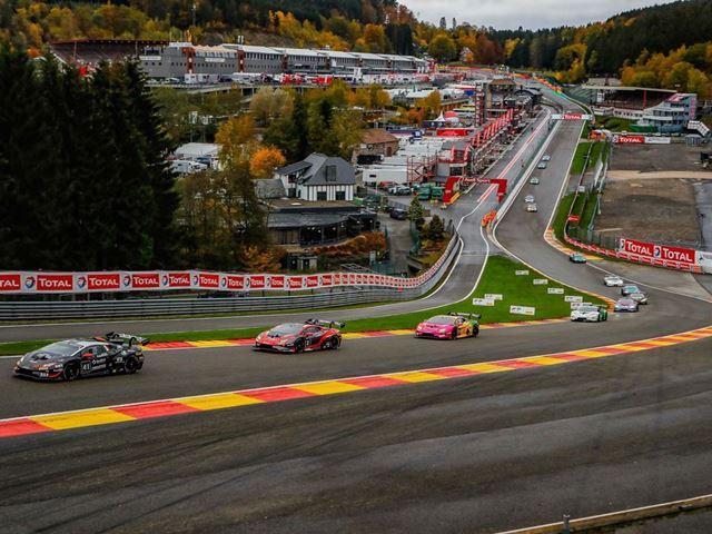 Lamborghini Super Trofeo - Spa-Francorchamps