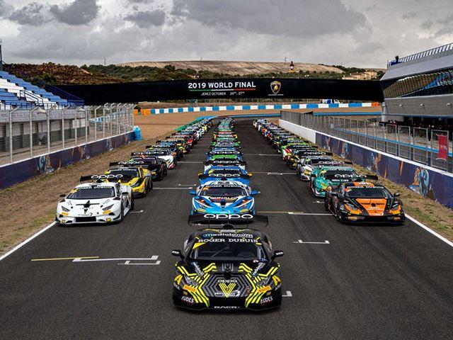 Lamborghini Super Trofeo - Jerez - World Final