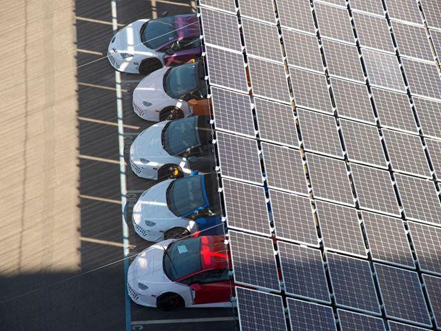 07. Automobili Lamborghini Solar Panels