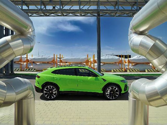 #Focu5on 5 things you dont know about Lamborghini environmental sustainability