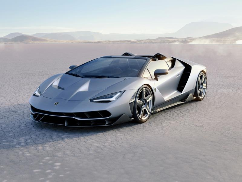 Lamborghini Media Center Lamborghini Unveils Centenario Roadster