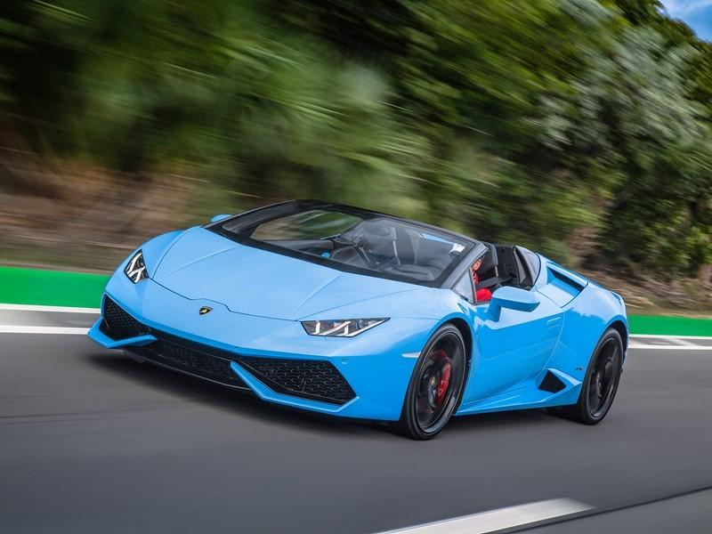Lamborghini Media Center Automobili Lamborghini Achieves Another