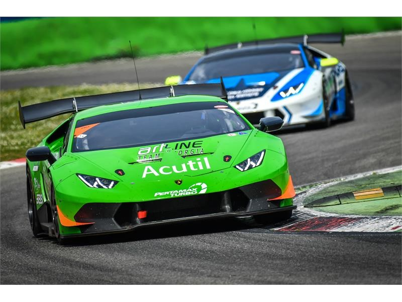 First round of the <b>Lamborghini Super Trofeo</b> Europe to be held in ...