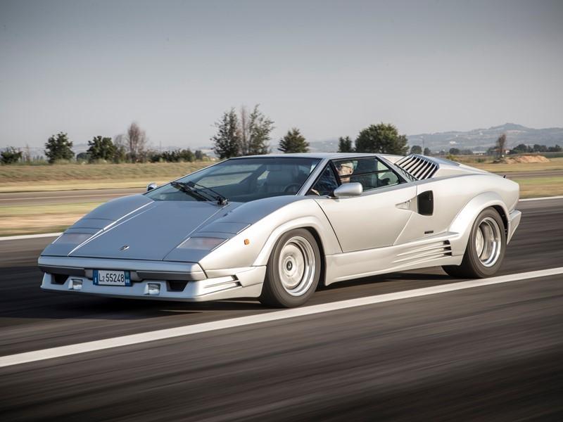 Lamborghini Media Center Lamborghini Looks Back On Its First Suv