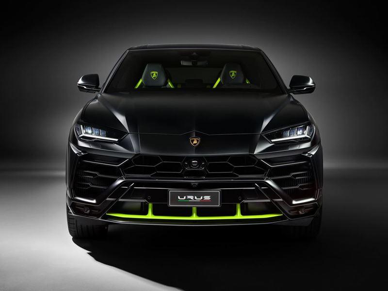 Urus Graphite Capsule Edition - Update am Lamborghini SUV