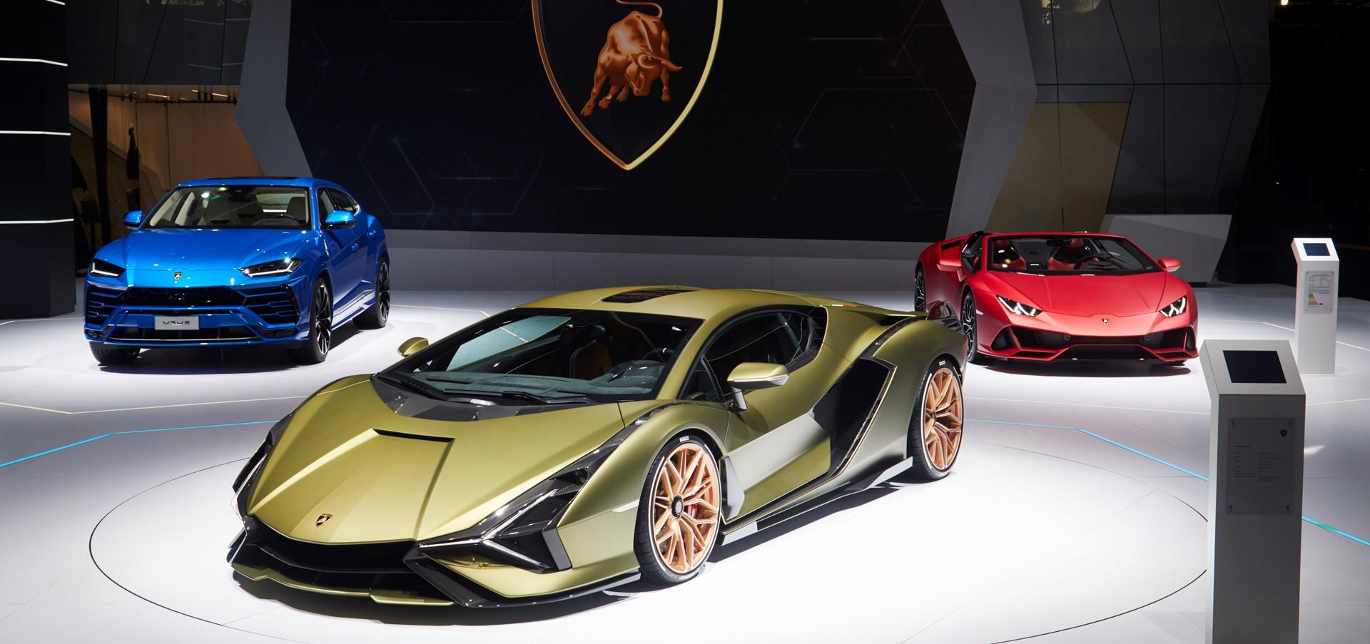 Automobili Lamborghini honors Ferdinand K. Piëch with Lambor