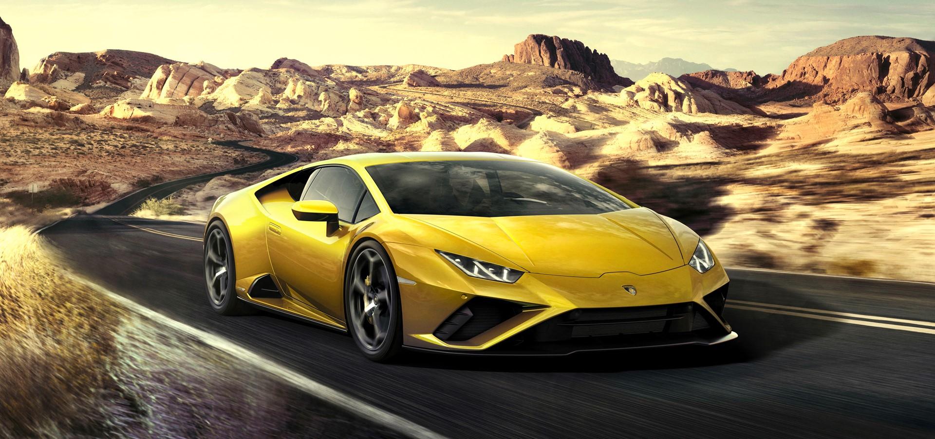 Neuer Lamborghini Huracán EVO RWD: Volle Kontrolle bei..