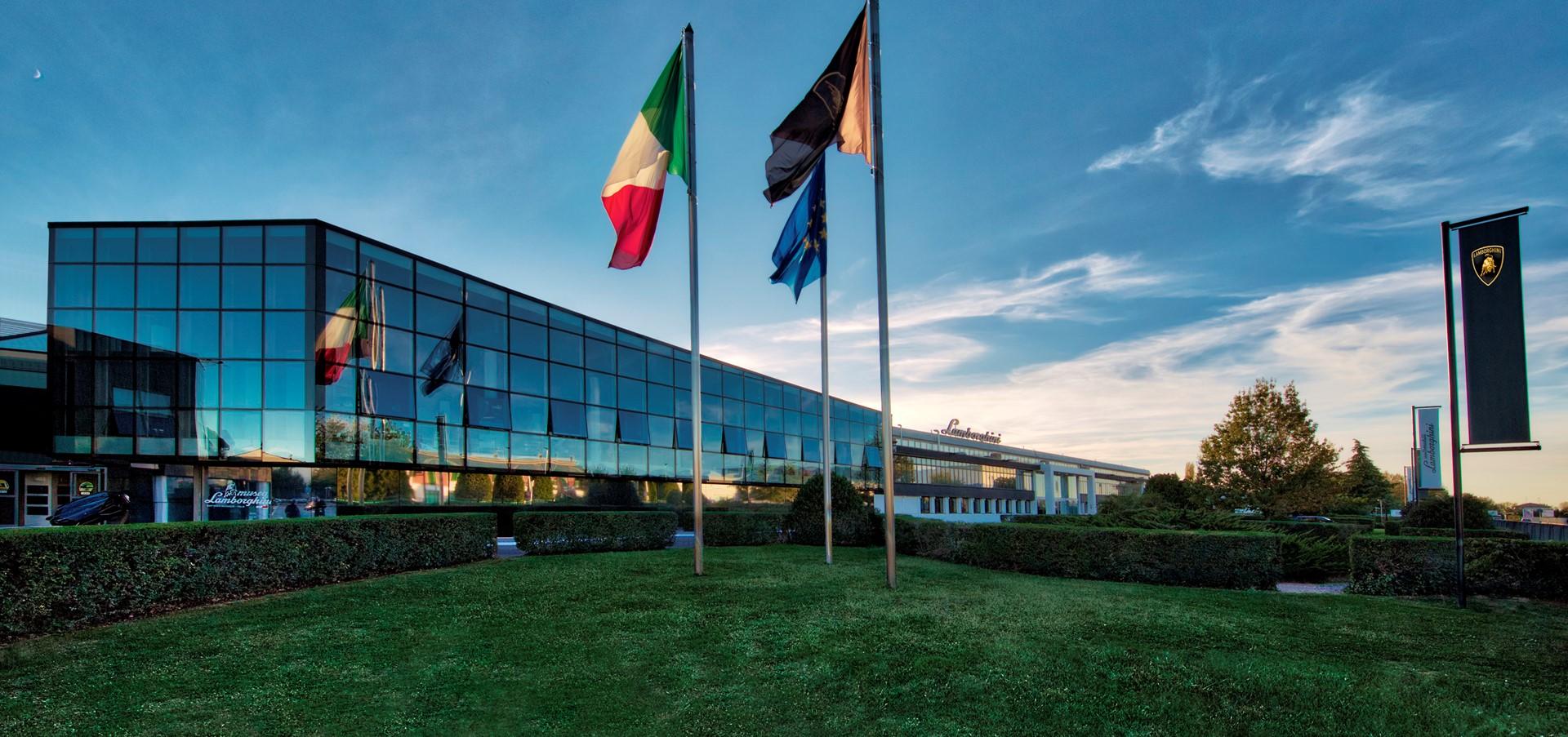 Automobili Lamborghini è Top Employer Italia 2020