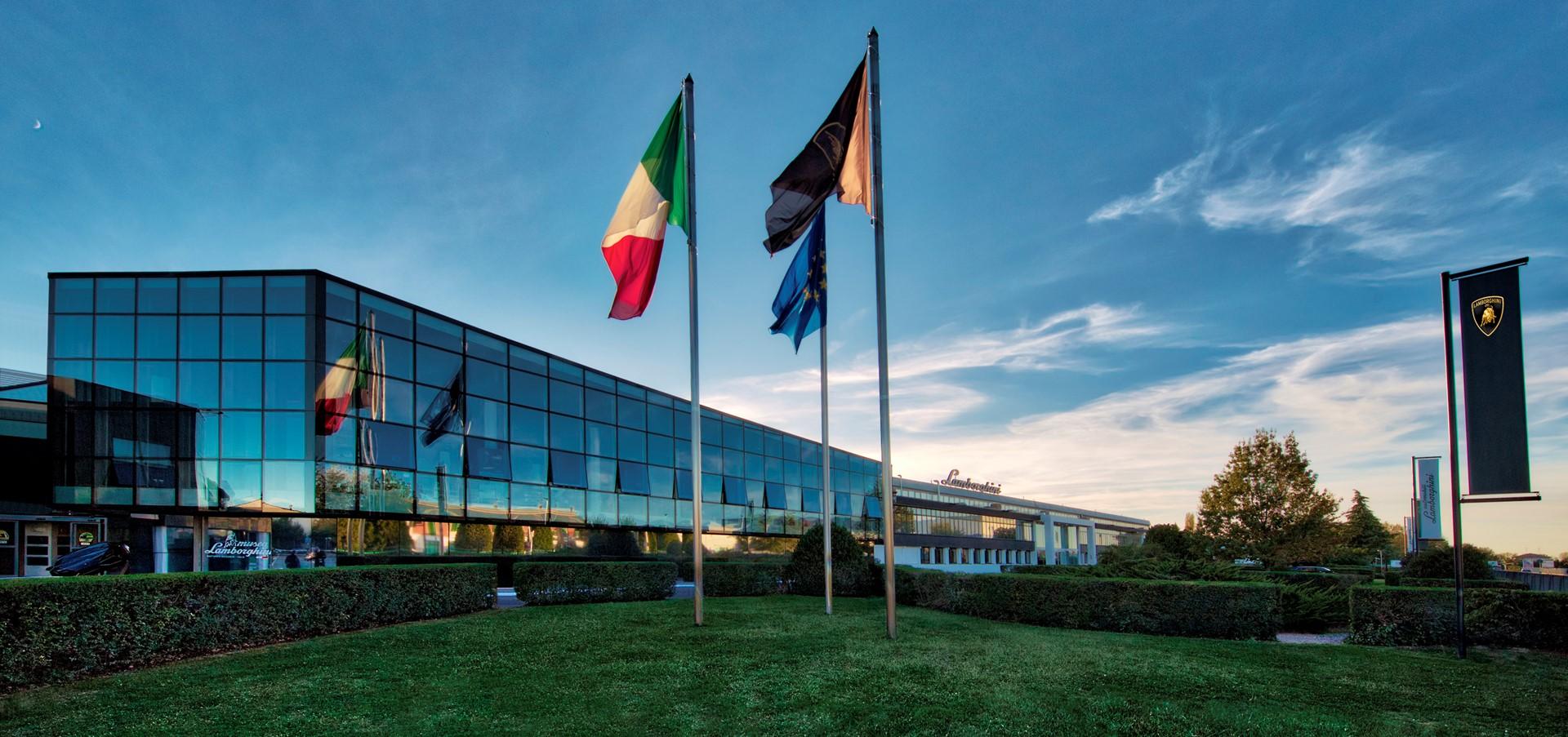 """Automobili Lamborghini earns """"Top Employers Italia 2020""""..."""