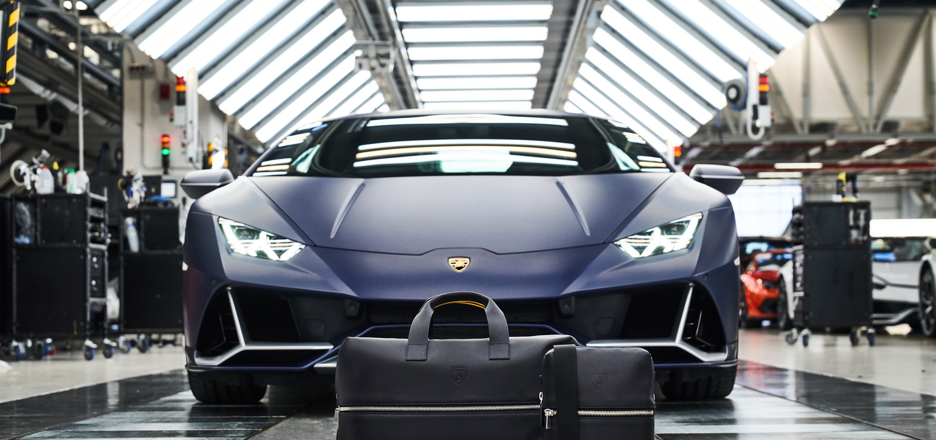 Automobili Lamborghini and Principe: licensing agreement..