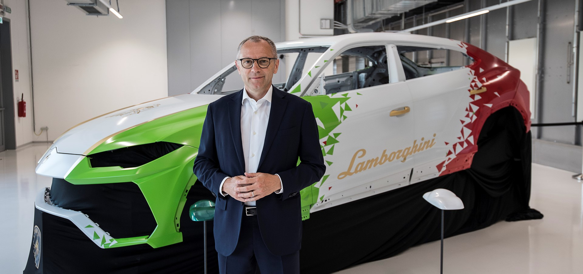 Automobili Lamborghini intensifies measures taken against..