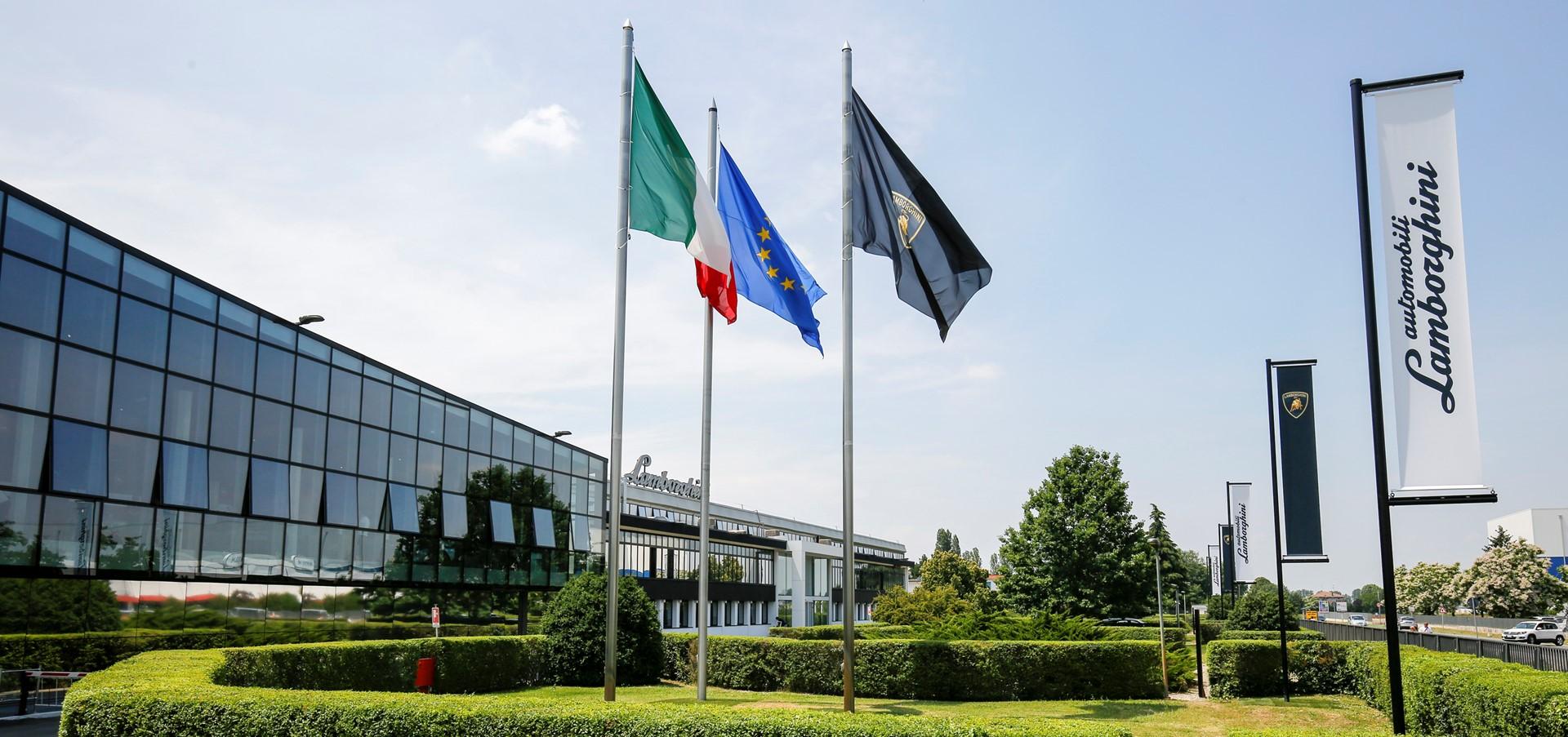 Automobili Lamborghini prepares to restart production on May