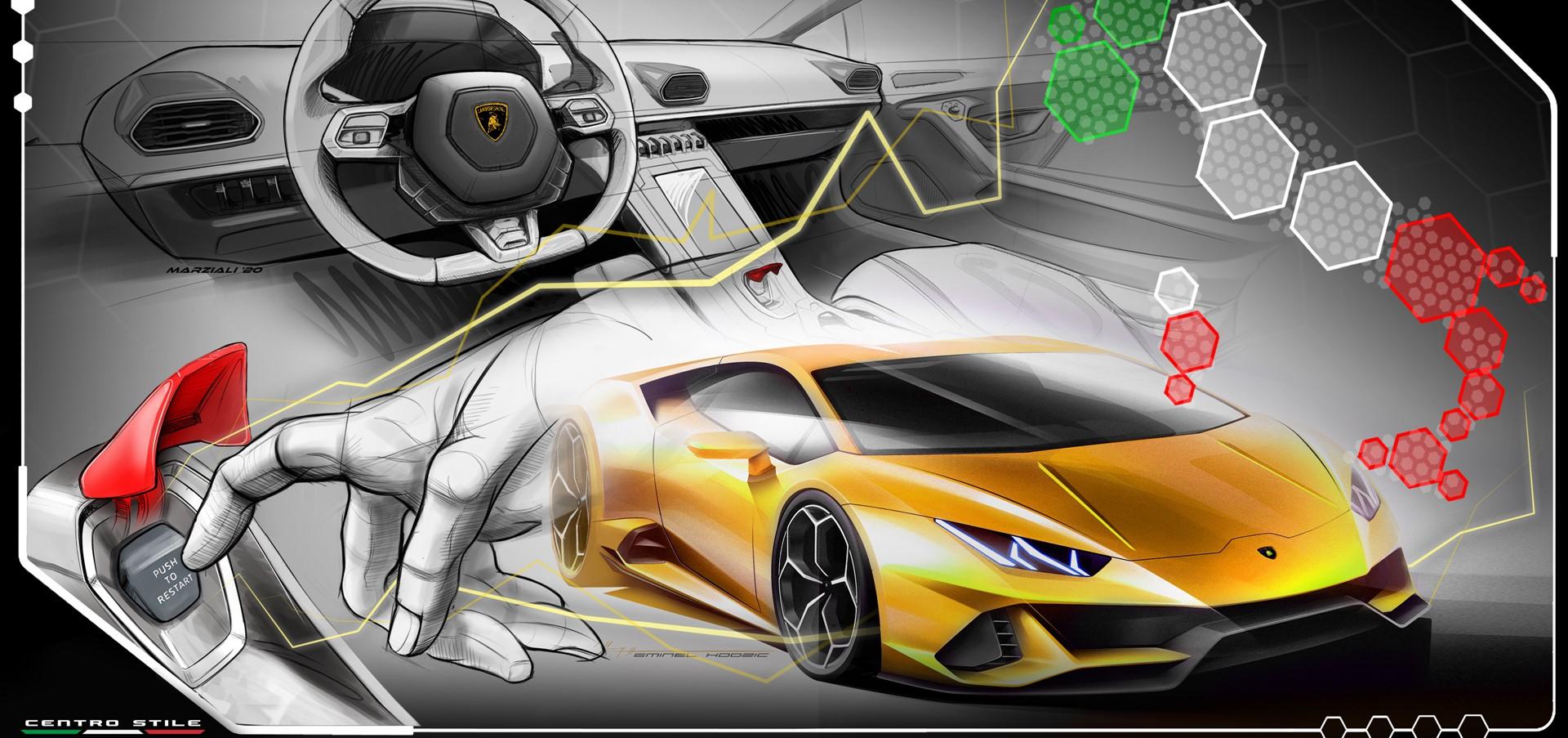 Automobili Lamborghini al Digital Motor Valley Fest 2020