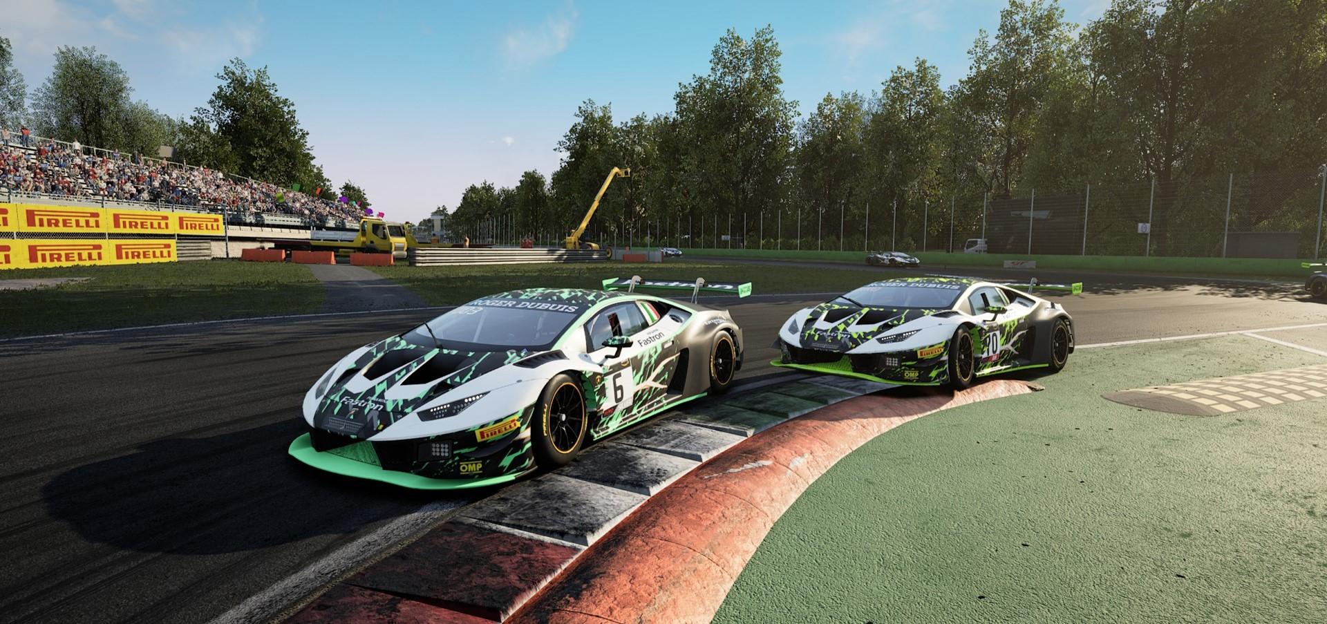 Lamborghini debutta nel circuito degli eSports con The..