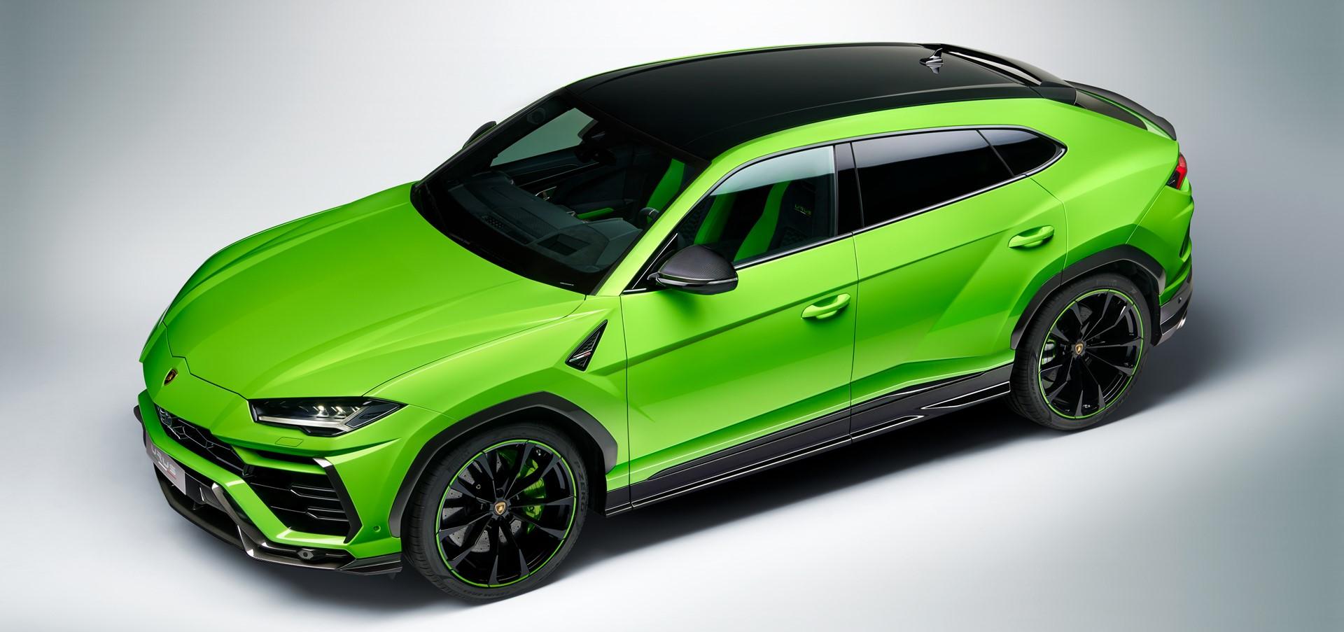 Automobili Lamborghini presenta la Urus Pearl Capsule