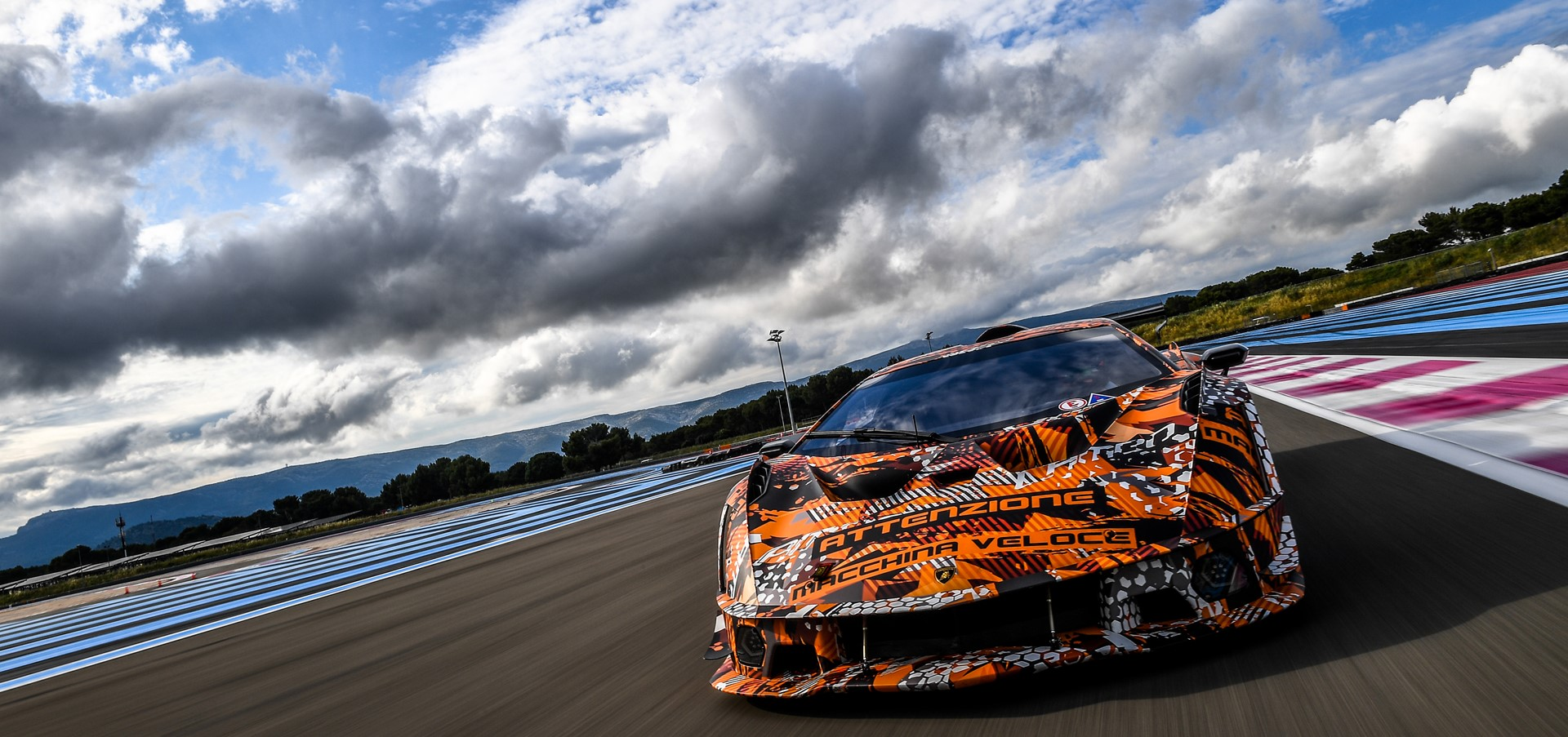 Lamborghini SCV12: la hypercar Squadra Corse è pronta per il