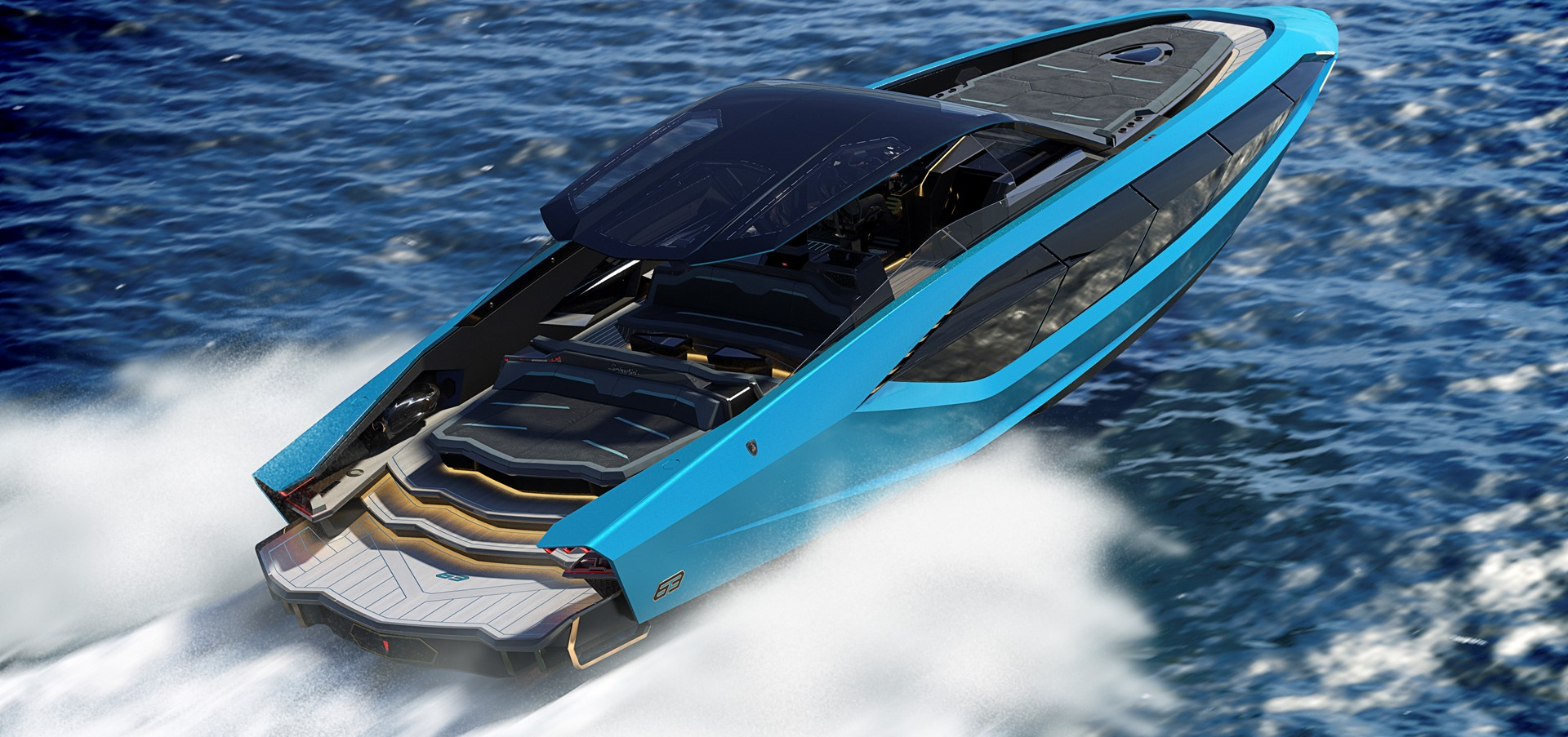 Automobili Lamborghini und The Italian Sea Group..
