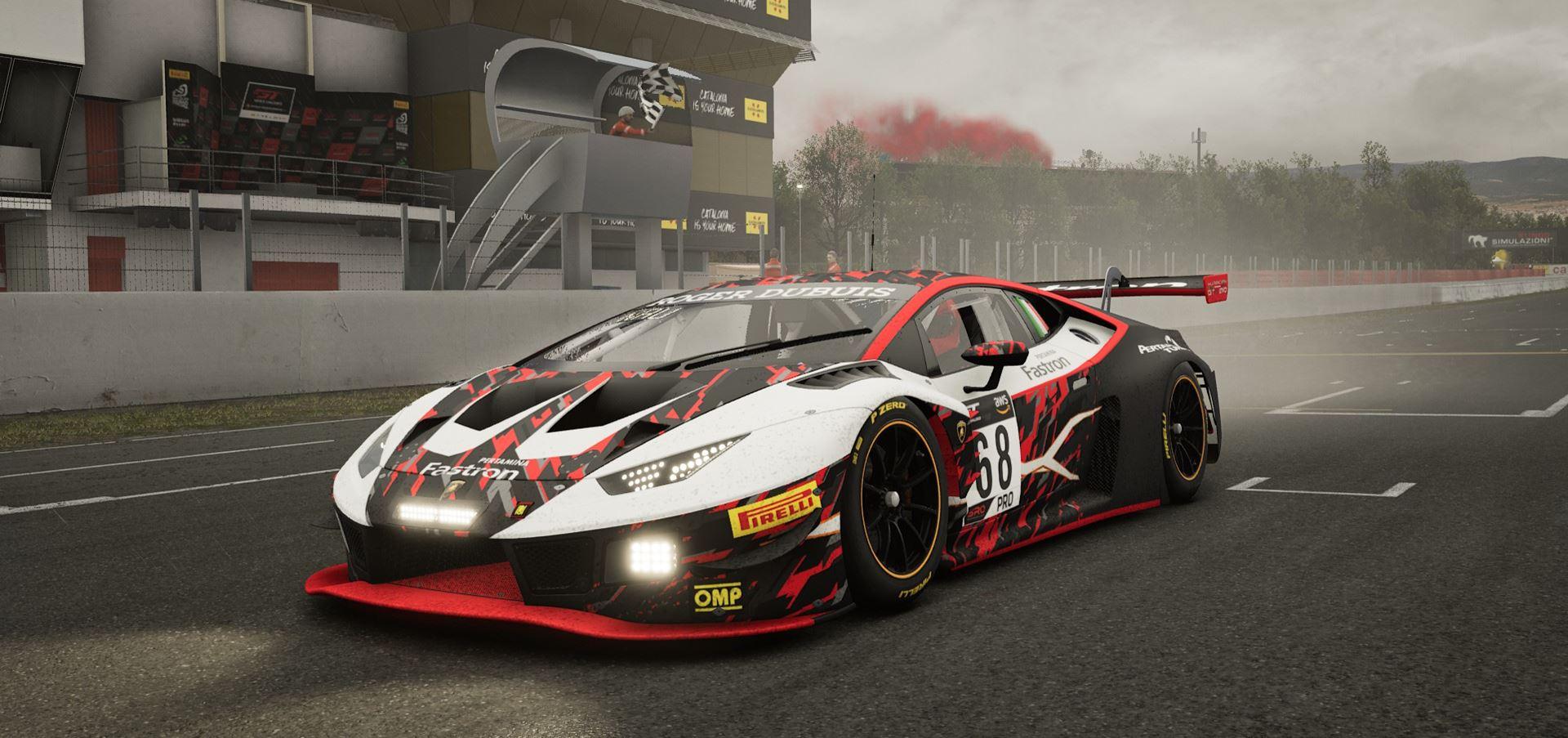 Lamborghini eSports: Nils Naujoks Crowned Champion...