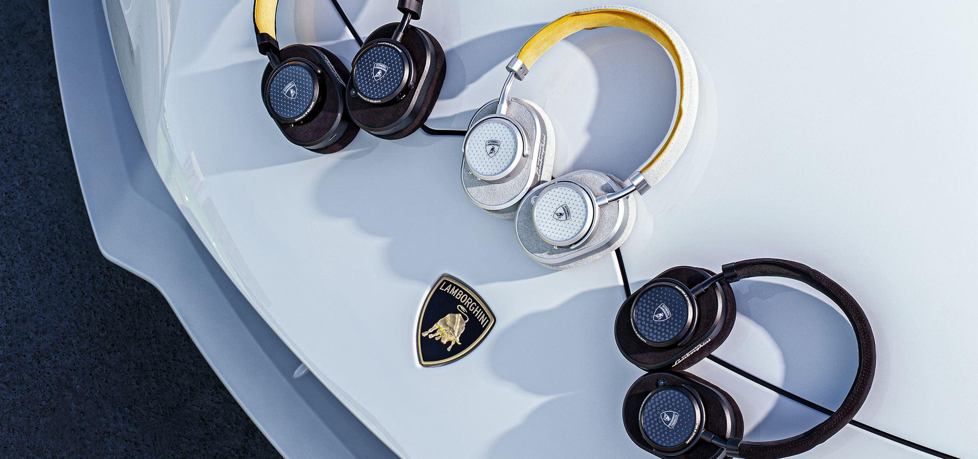 Automobili Lamborghini partners with Master & Dynamic...