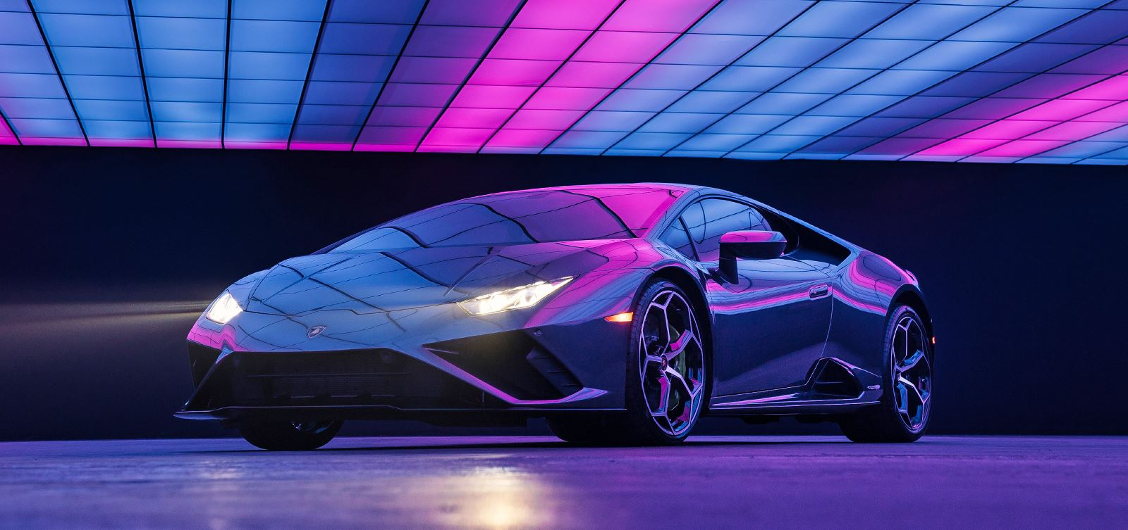 Charity-Gewinnspiel von Automobili Lamborghini und Lady Gaga