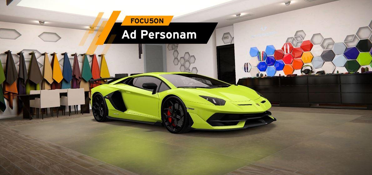 #Focu5on: le 5 cose che non sai di Lamborghini Ad Personam
