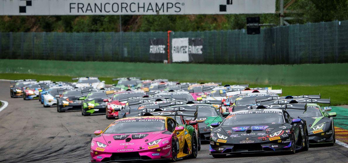 Lamborghini announces 2022 Super Trofeo Europe calendar: Huracán ST EVO2 to make debut at Monza