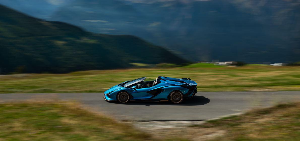 Automobili Lamborghini beschleunigt auf dem Weg zur Dekarbonisierung