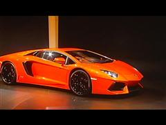 Lamborghini Aventador LP 700-4 – A New Reference Among Super Sports Cars - New Video Available