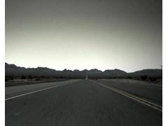 Aventador LP 700-4 Driving in the Desert