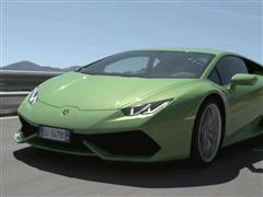 Dusk and Dawn: Dynamic Launch of Lamborghini Huracán LP 610-4 – Marbella, Spain