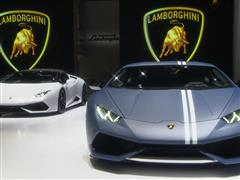 Lamborghini introduces a Huracán Special Edition at the Geneva Motor Show: the Huracán LP 610-4 Avio