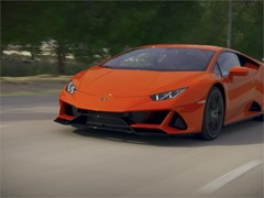 Huracán EVO VIDEO