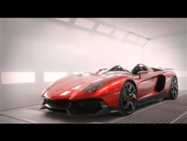 The Making of the Lamborghini Aventador J