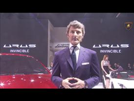 Mr.Stephan Winkelmann, President & CEO of Lamborghini