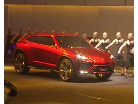 Lamborghini Urus at 2012 Beijing Motorshow