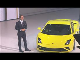 New Lamborghini Gallardo LP 560-4  Worldwide Premiere
