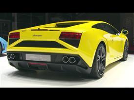 New Lamborghini Gallardo LP 560-4
