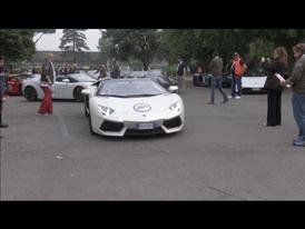 Grande Giro Lamborghini Roma - Bologna