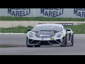 Lamborghini Blancpain Super Trofeo – Misano
