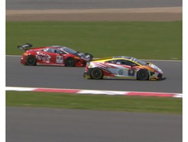 Andrea Amici Vindicated by an Impressive Win in Silverstone - New Video Available