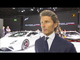 Stephan Winkelmann, President and CEO of Automobili Lamborghini
